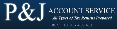 Welcome To P & J Accounting Services